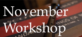 November Workshop